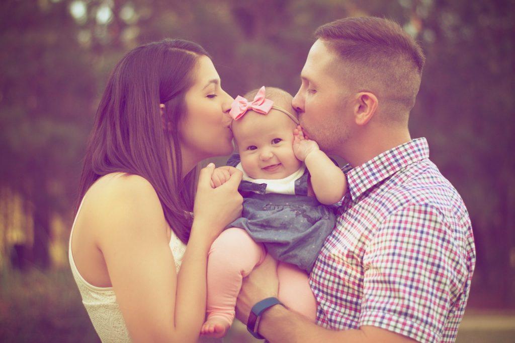 Førældre og børn